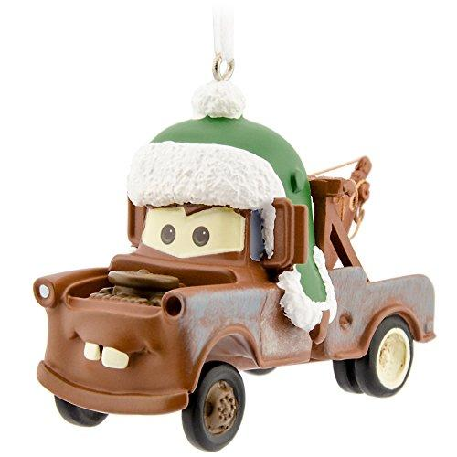 Hallmark Disney/Pixar Cars Tow Mater Christmas Ornament