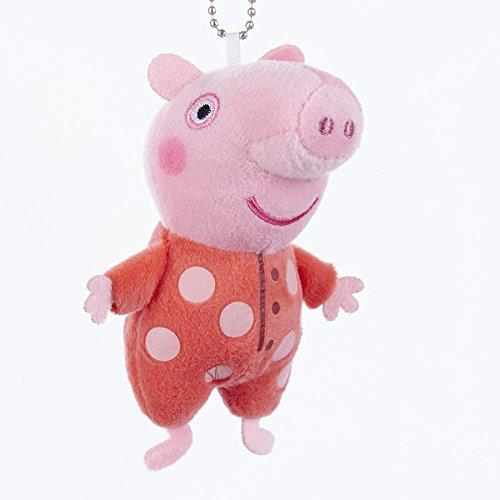 Kurt Adler PEPPA PIG MINIATURE PLUSH ORNAMENT