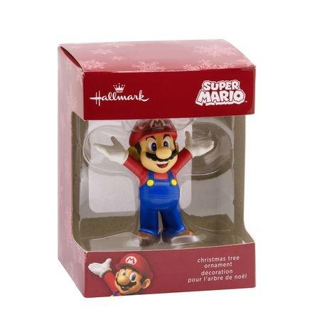 Hallmark Nintendo Super Mario Bros. Mario Christmas Tree Ornament 2017