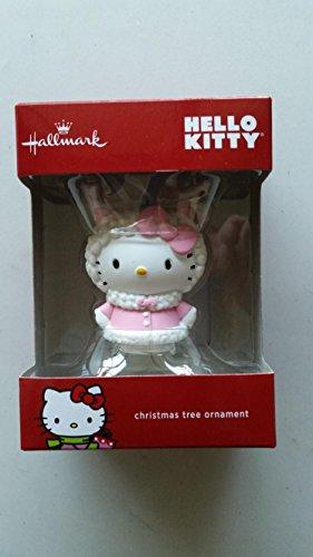 Hallmark Hello Kitty Christmas Tree Ornament