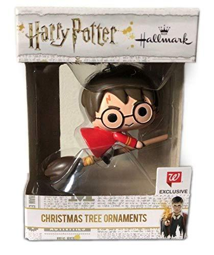 2018 Hallmark Harry Potter Christmas Tree Holiday Ornaments Exclusive