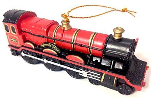Wizarding World of Harry Potter Hogwarts Express Train Engine Resin Christmas Tree Ornament by Wizarding World of Harry Potter