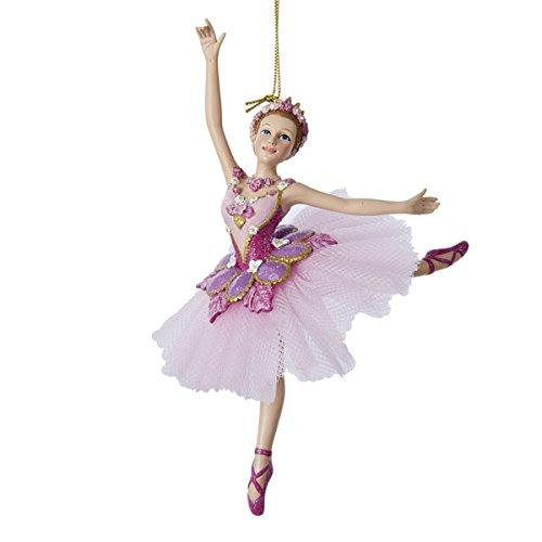 Kurt Adler Sugar Plum Ballerina Christmas Ornament
