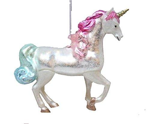 December Diamonds Unicorn Christmas Tree Ornament Holiday Decoration