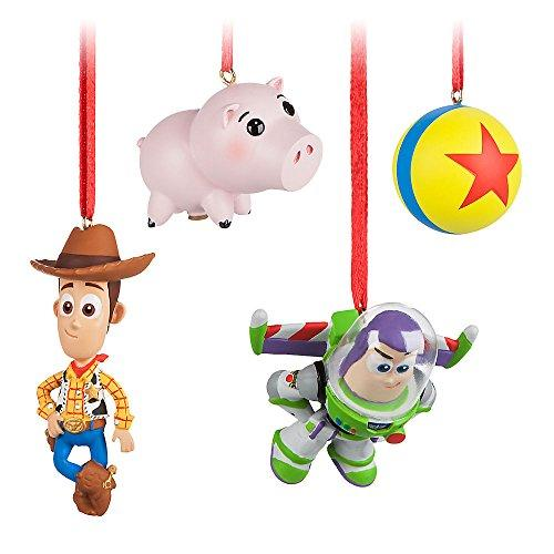 Disney Toy Story Mini Ornaments Box Set