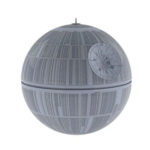 Hallmark Keepsake 2017 - Star Wars Death Star Ornament with Sound and Light 3.9""