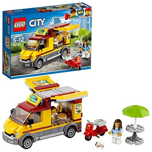 LEGO City - Camión de Pizza (60150)