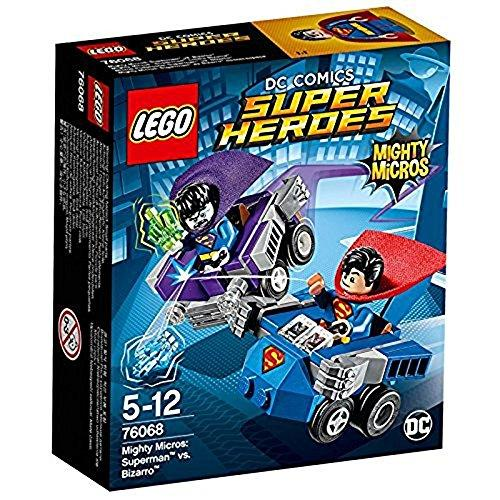 LEGO Super Heroes - Mighty Micros: Superman vs. Bizarro (76068)