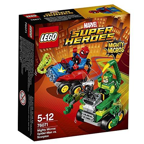 LEGO Super Heroes 76071 - Mighty Micros: Spider-Man vs. Escorpión