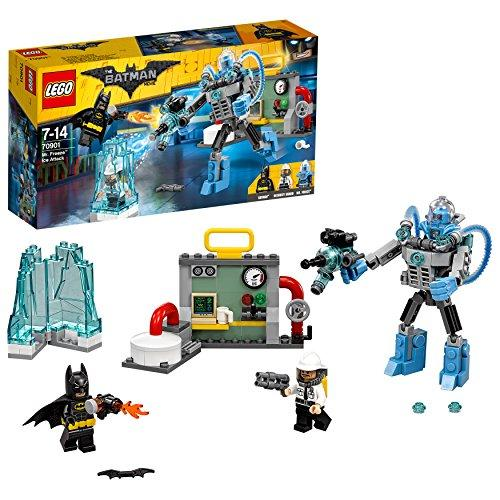 LEGO Super Héroes - Ataque gélido de Mr. Freeze (70901)
