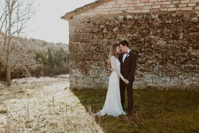 autumn sun lovely secretos de boda