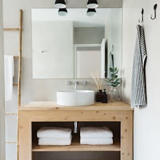 modern Bathroom by Architect Your Home