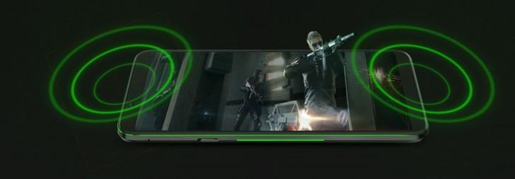 Xiaomi Black Shark 2 altavoces
