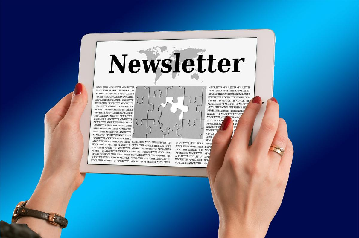 Newsletter-Marketing online