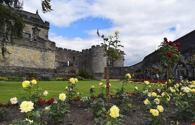 Castillo de Stirling. Scotland