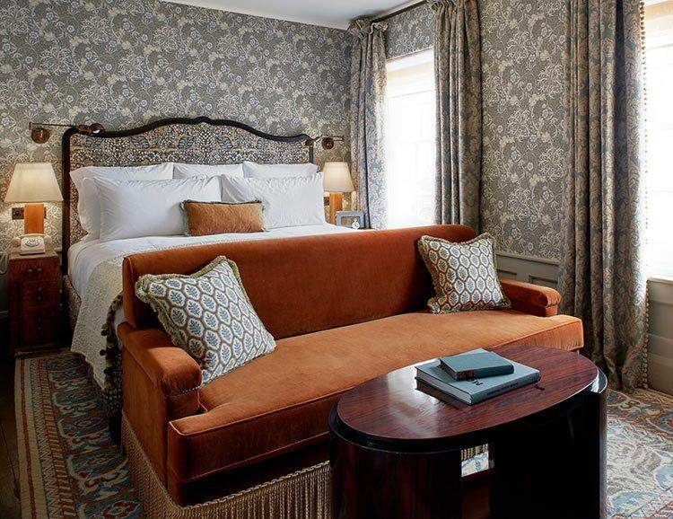 Hoteles boutique, kettners townhouse, londres
