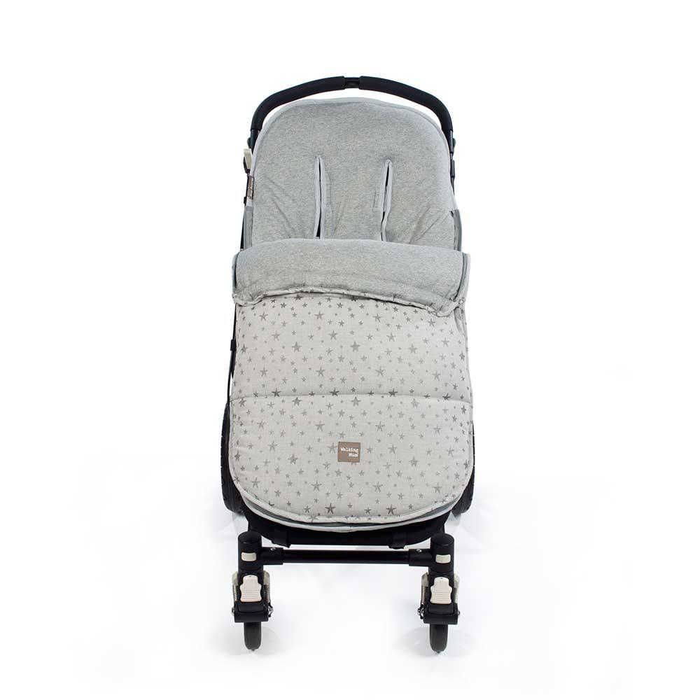 Walking Mum Funda con Saco Silla Inspiration Gris