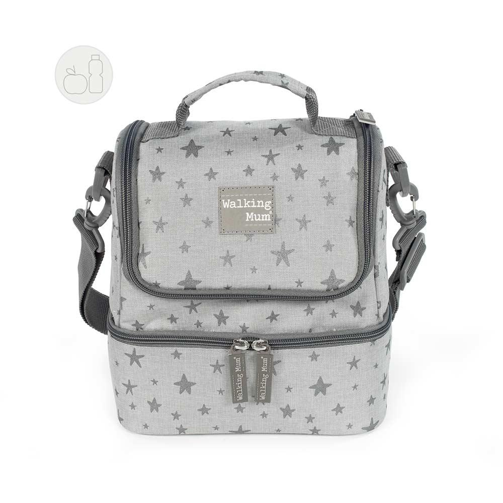 Walking Mum Bolsa Térmica Inspiration Gris