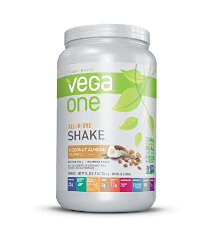 Vega One Coconut Almond - 827 gr