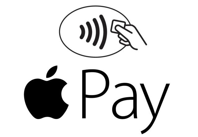 Apple Pay and contactless payment logo
