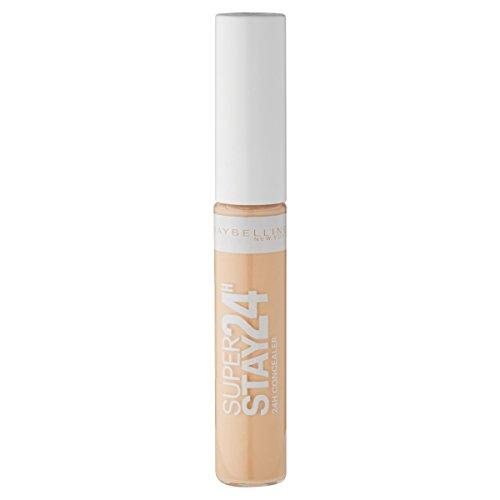 Maybelline New York Corrector Superstay, Tono: 24H 02 Light