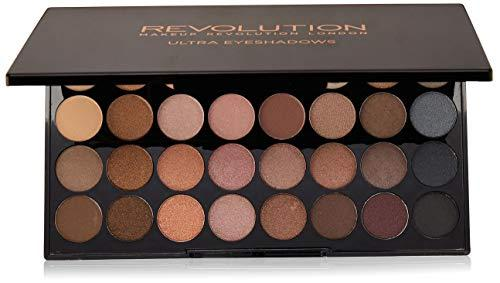 Makeup Revolution Ultra Eyeshadow Palette Beyond Flawless Paleta 32 cieni do powiek 16g