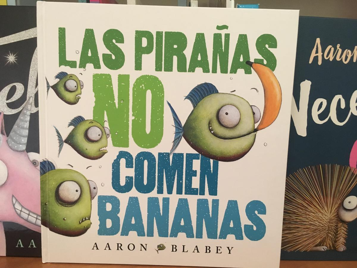 no comen bananas
