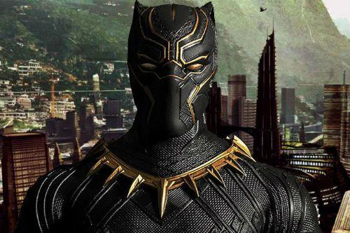 collar black panther