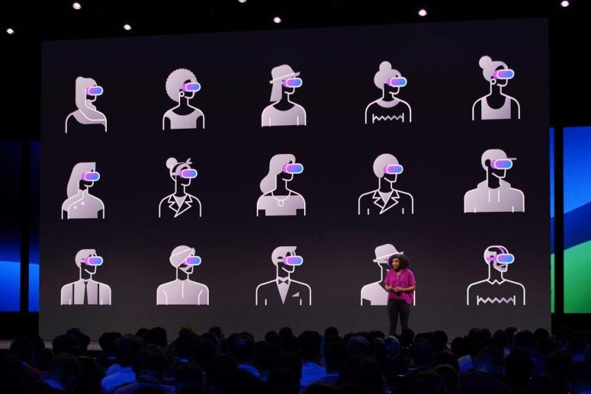 Facebook F8 - Realidad virtual y aumentada