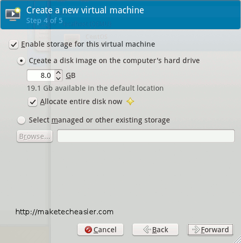 Cómo usar KVM con Virtual Machine Manager