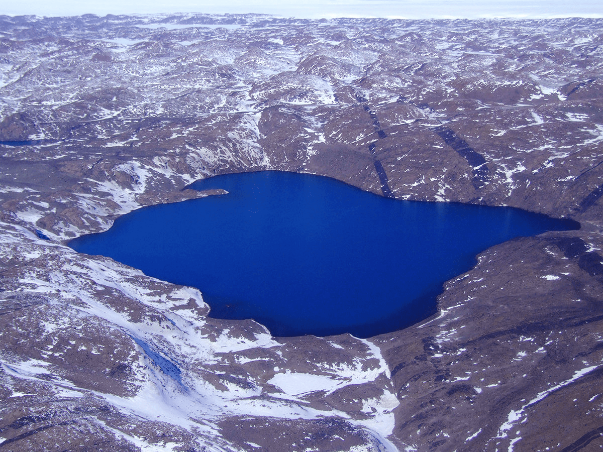 LAGO PROFUNDO (Deep Lake)