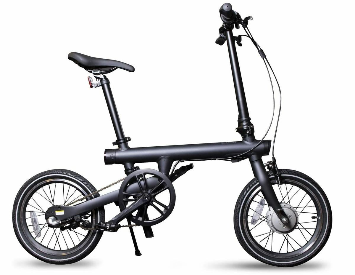 bicicleta electrica xiaomi qicycle