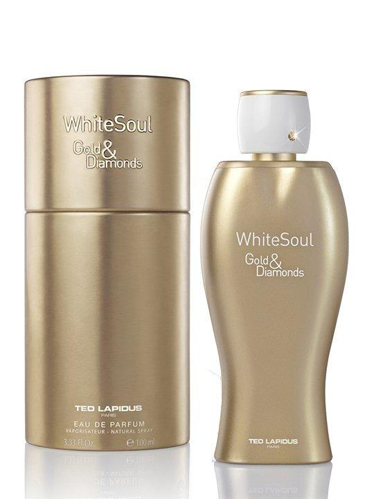 White Soul Gold & Diamonds De Ted Lapidus