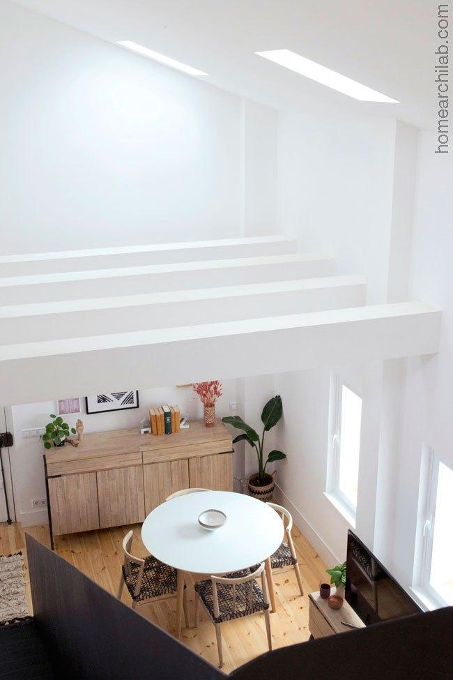 house tour atico duplex