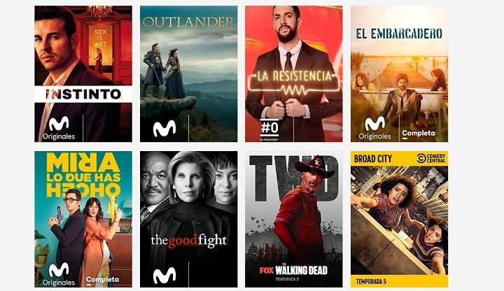 Plataformas de streaming similares a Netflix