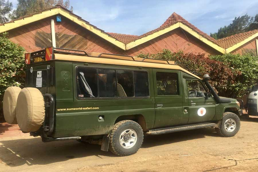 Land Cruiser Kenia