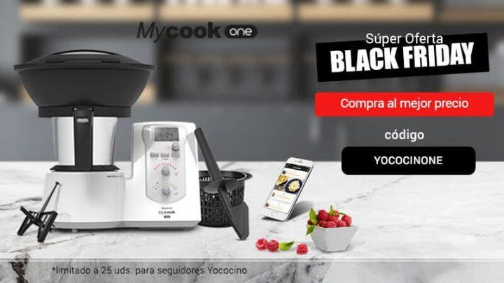 Ofertas Black Friday 2019 Mycook One