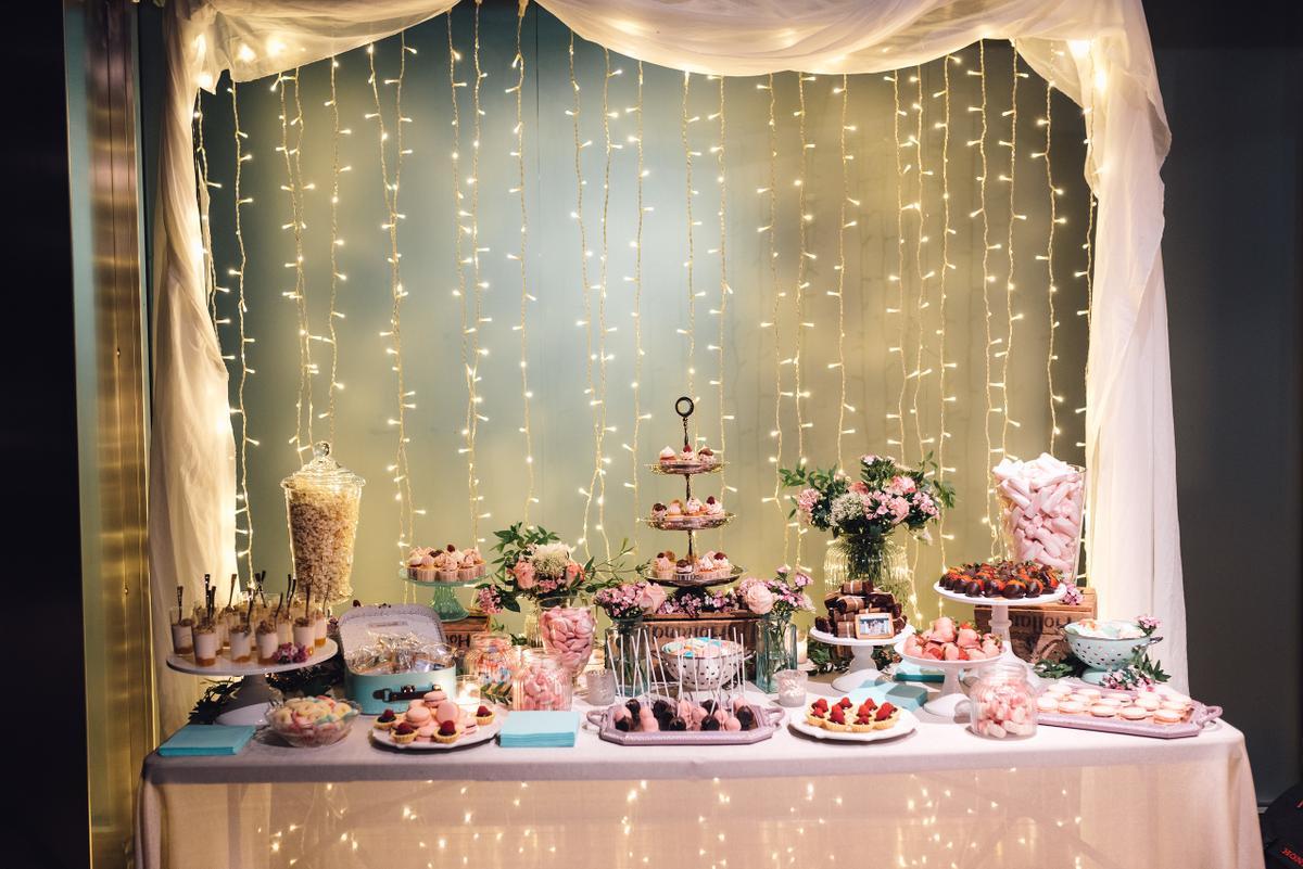 Pin en Mesa de dulces