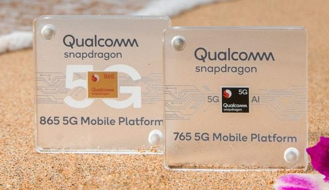 Qualcomm Snapdragon 865 765