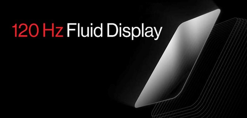 120 Hz Fluid Display