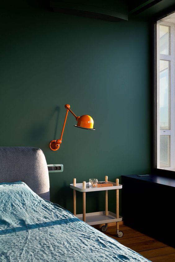 decoralinks | verde y azul. Diseño de Venediktov