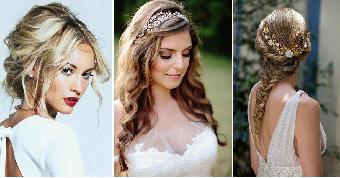 Como hacer peinados con trenzas para novias