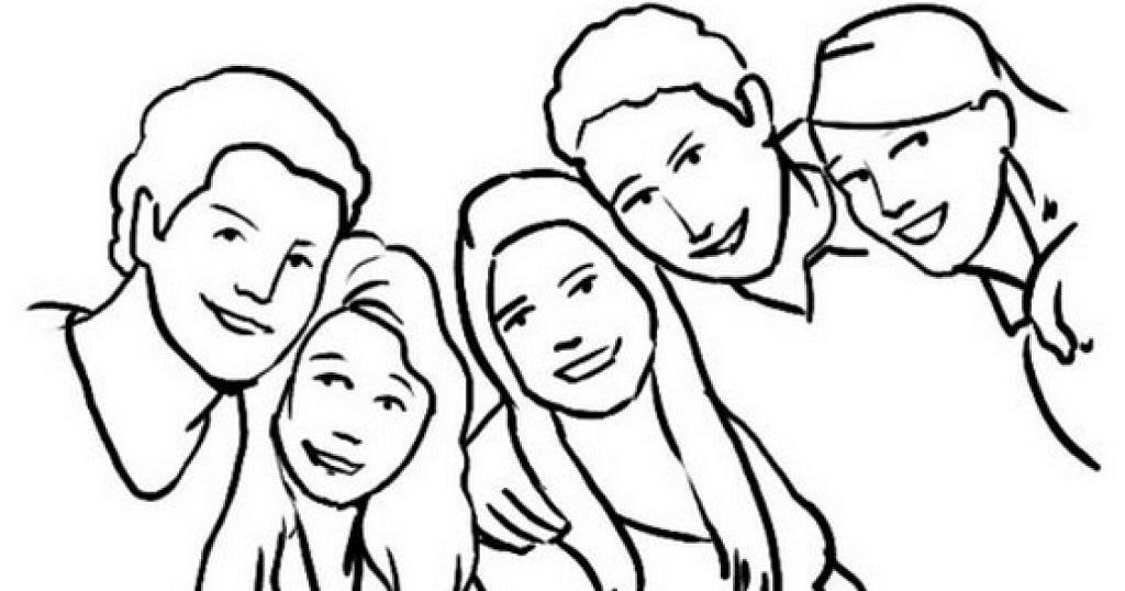 Recopilación de las mejores 21 poses para tus fotos de familia o grupo