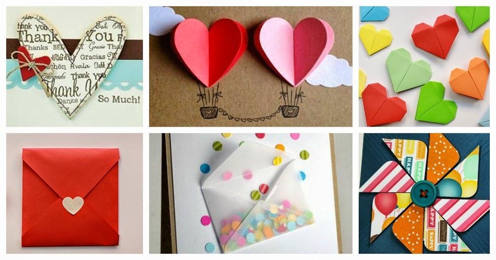 Tarjetas De San Valentin Expess Manualidades