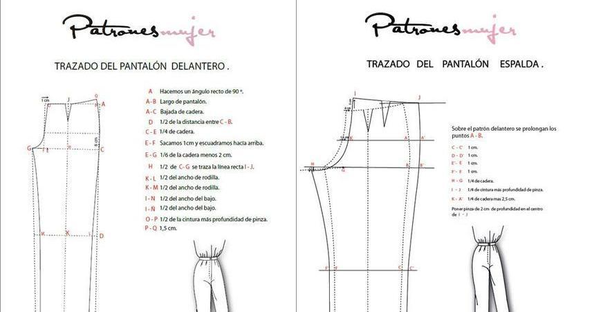 7ad27b2f2 trazo para blusa de dama | facilisimo.com