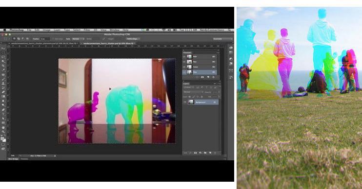 Te enseñamos cómo hacer unas coloristas tomas de exposición múltiple
