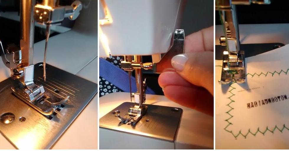 Cómo cambiar la aguja de la máquina de coser | Manualidades