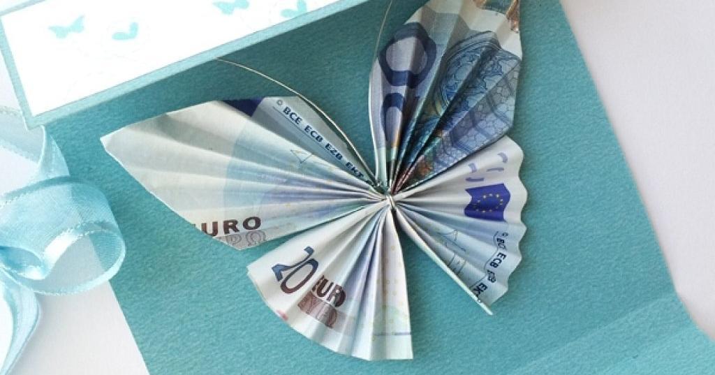3 ideas originales para regalar dinero en las bodas bodas - Ideas originales para una boda ...