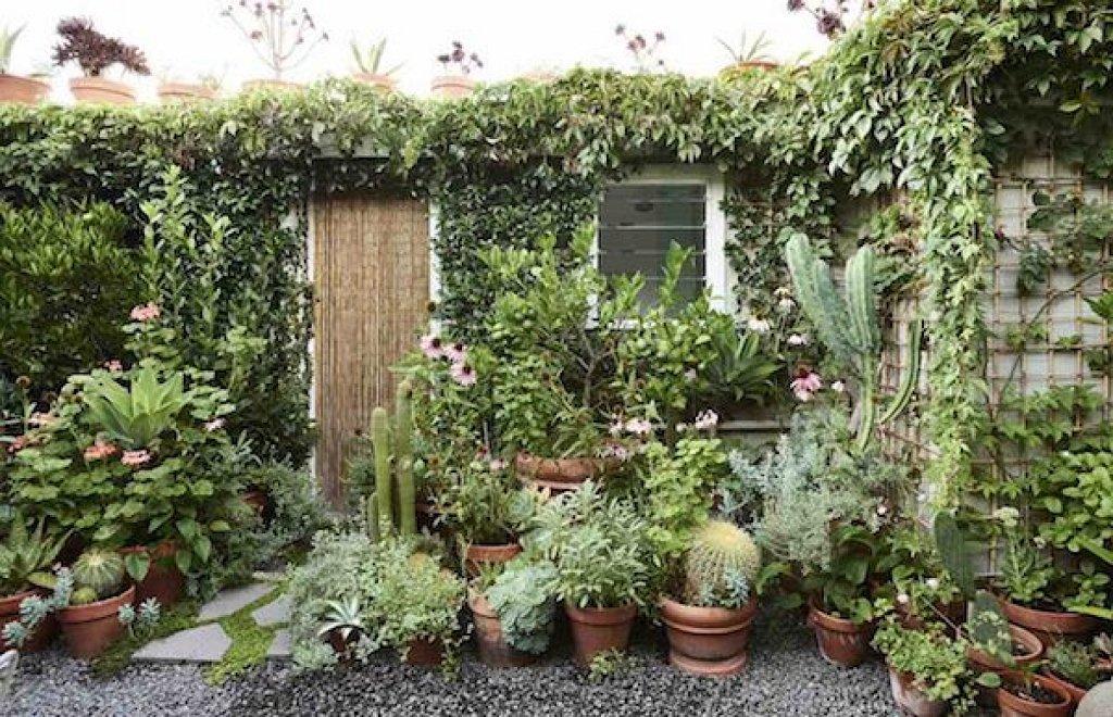 Las 10 mejores ideas para decorar el jard n y la terraza for Como colocar adoquines en el jardin