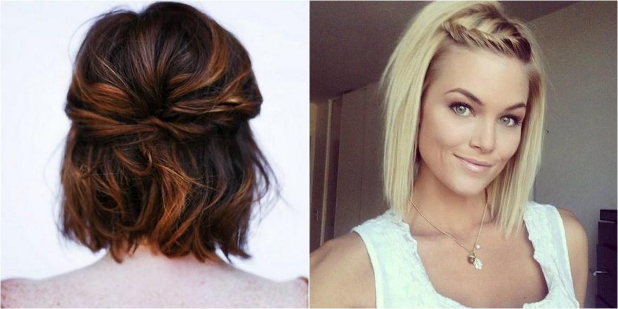 Sensacional peinados semirecogidos media melena Galería de cortes de pelo Ideas - Peinados media melena que te harán lucir siempre hermosa ...